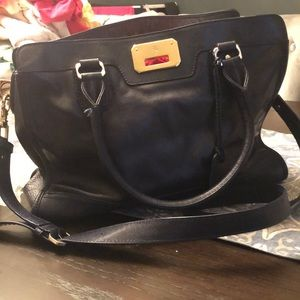 Used Cole Haan tote bag with dust bag
